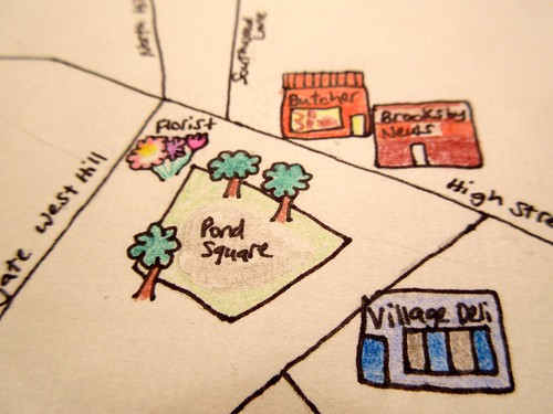 Highgate Village Map Project