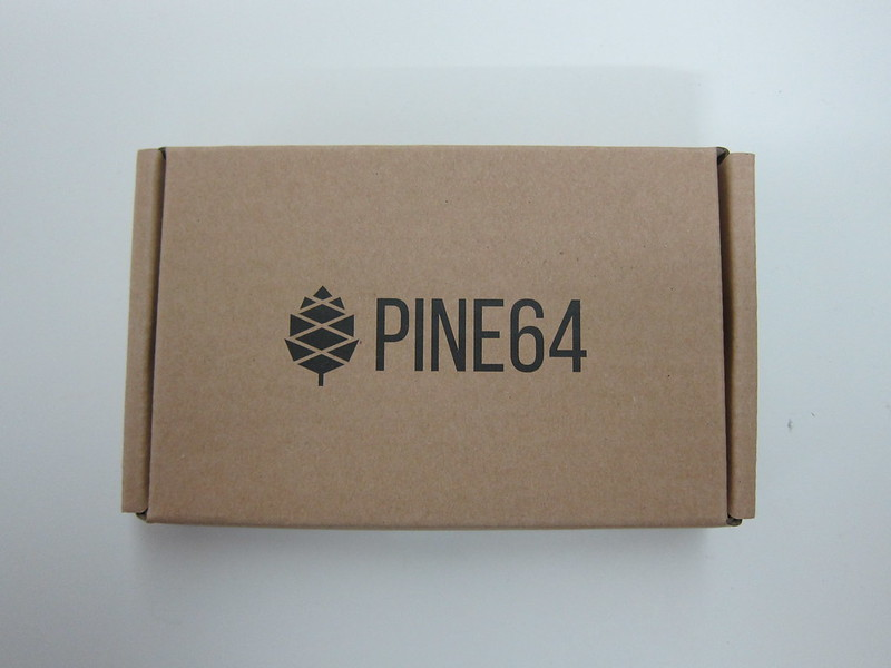 PINE A64 - Box Front