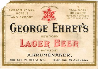 George-Ehrets-Lager-Beer-Labels