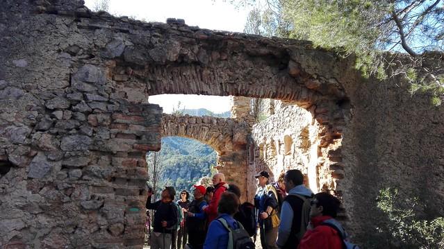 2016-04-10 La Vall de Cardó, Ruta de les Ermites