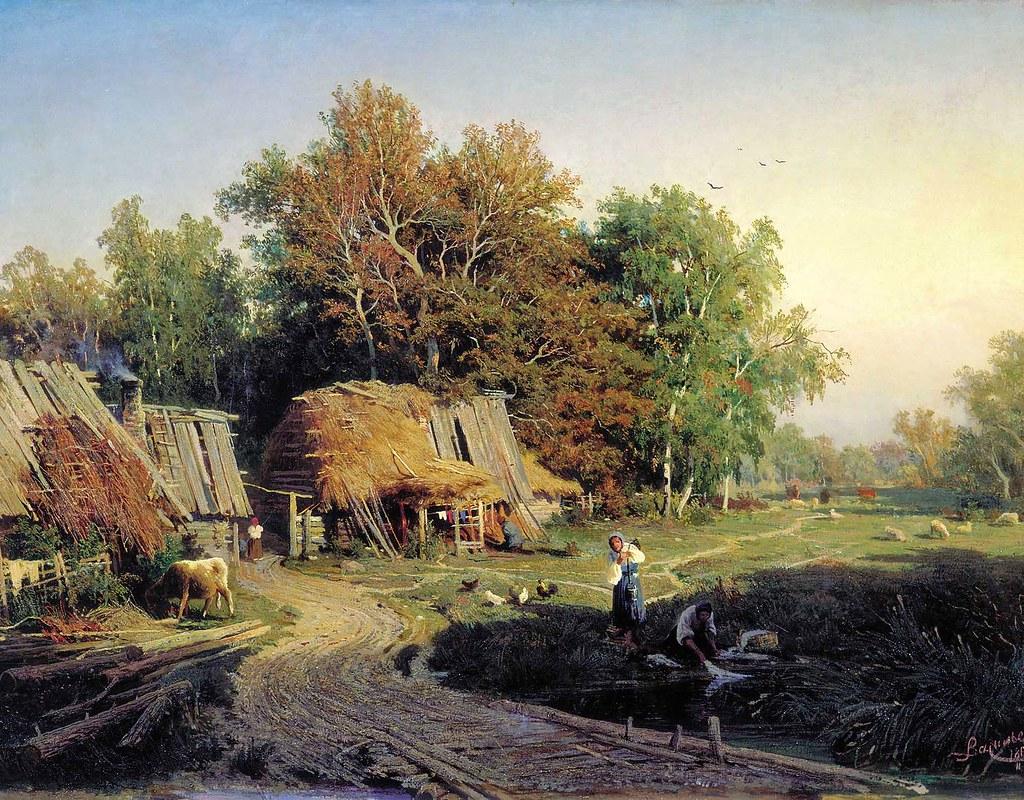 19世纪画家作品选04