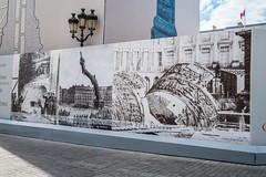 Place Vendôme Under Renovation