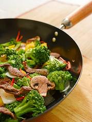 comprar una sarten Wok