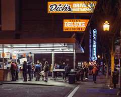 DICK'S DRIVE IN RESTAURANT AT CAPITOL HILL IN
