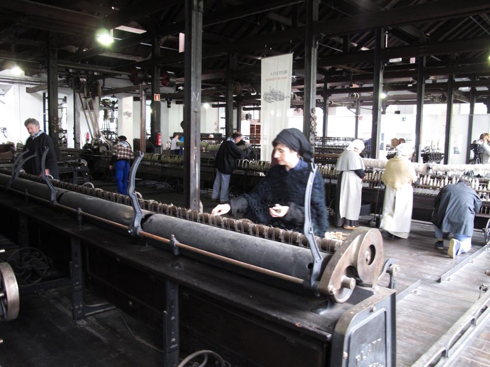 visita teatralizada_fabrica boinas la encartada_balmaseda_dinamización patrimonio