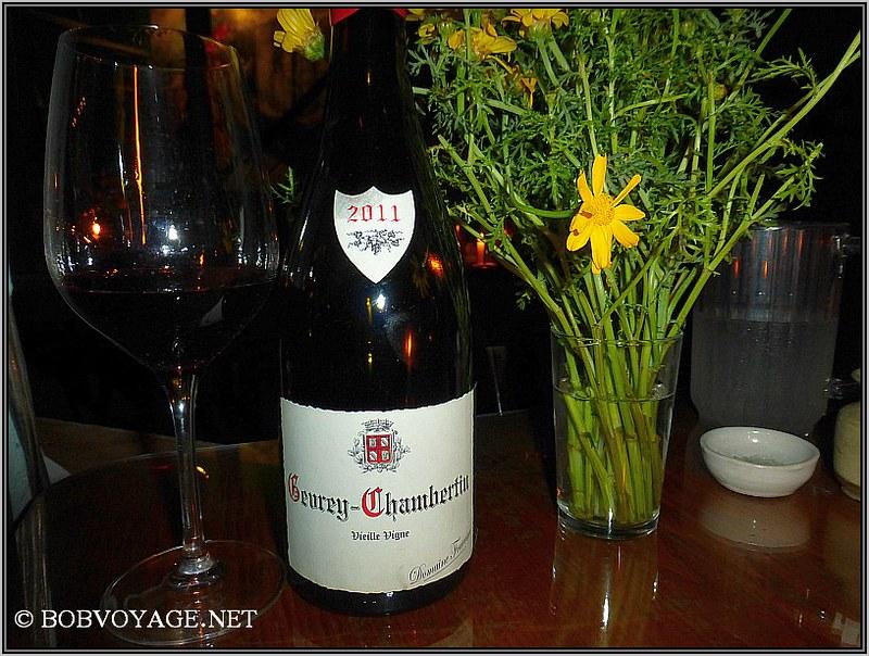 Domaine Fourrier Gevrey Chambertin Vieille Vigne 2011