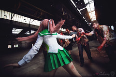 Saya Takagi (Highschool of the DEAD)