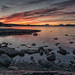 Sunset near Stavanger 2 by Hattifnattar