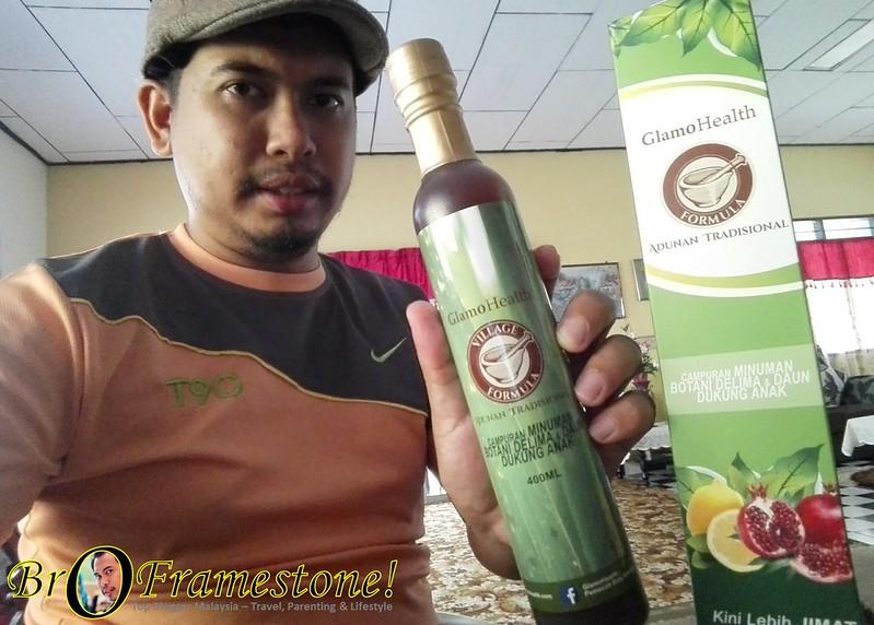 Minuman Organik GlamoHealth - Formula Tradisional Untuk Penyakit Batu Karang