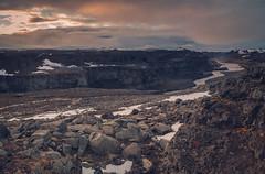 Time Jump Dettifoss, Iceland
