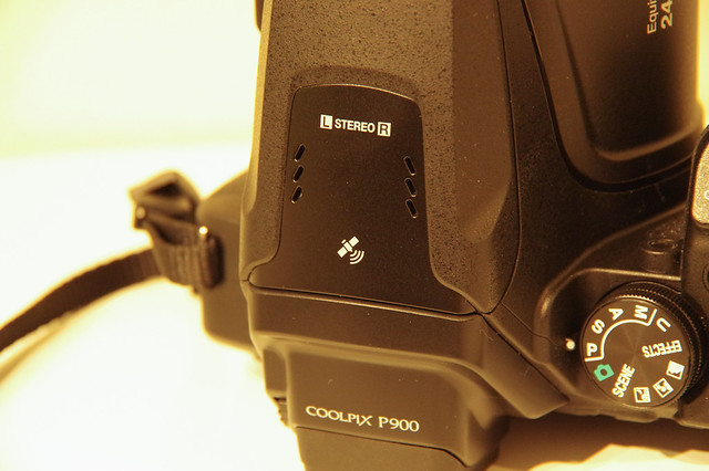 Nikon COOLPIX P900-12