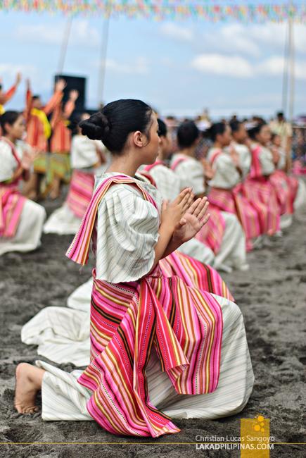 Pawikan Festival Bataan Street Dancing