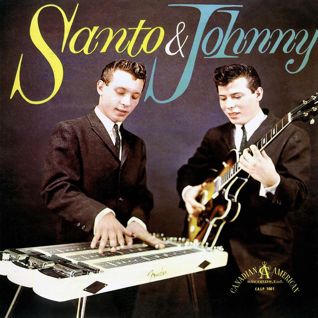 Santo & Johnny - Santo & Johnny