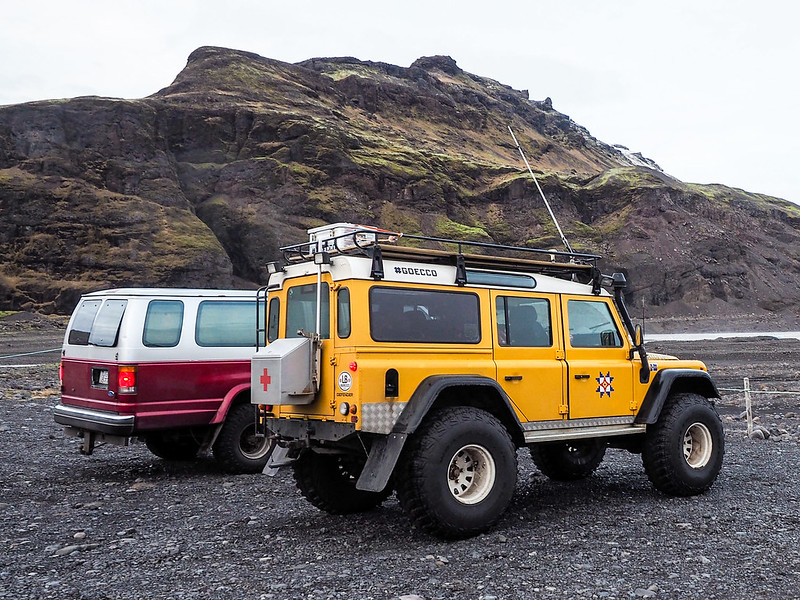 Goecco Outdoor Adventures in Iceland