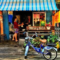 #breakfast #bangkok