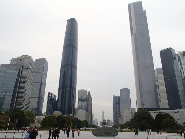 好久不見 広州  広州城市的変化 - naniyuutorimannen - 您说什么!
