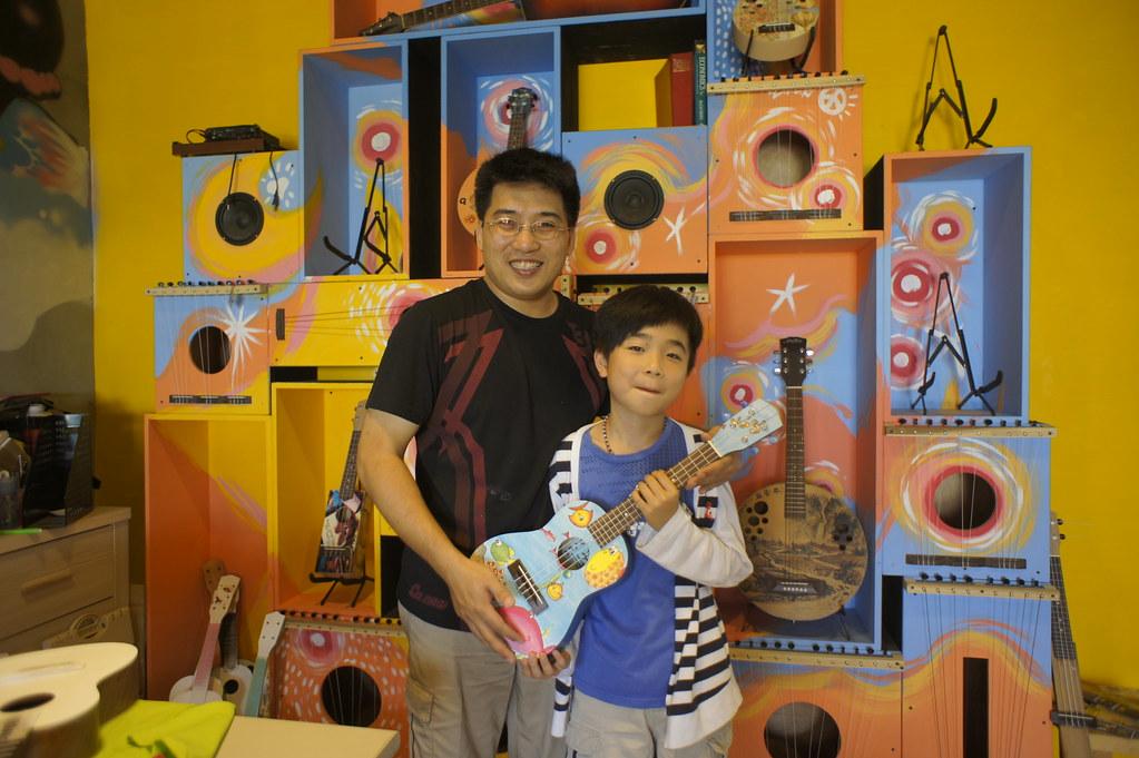 雲林縣水林鄉冠絃吉他樂器社(烏克麗麗) (43)