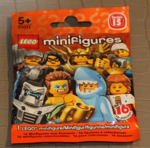 LEGO 71011 Sachet