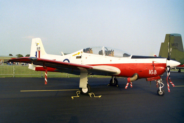 ZF168/160 Tucano T.1