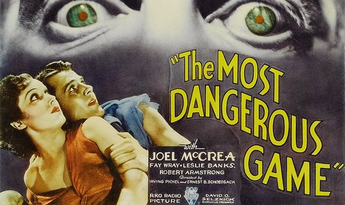 The Most Dangerous Game - Poster 4
