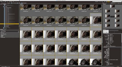 フォーカスブラケットと深度合成(Photoshop作業篇)