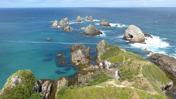 Les nuggets de nugget point