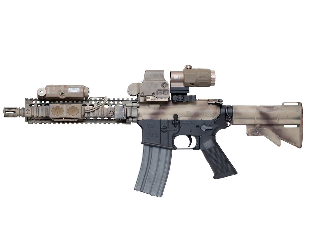 Official Mk 18 & CQBR Photo And Discussion Thread