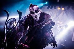 Behemoth + support - Trädgårn, Sweden 31.01.16