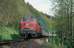 * Nagoldtalbahn  # 7  1984 - 1989