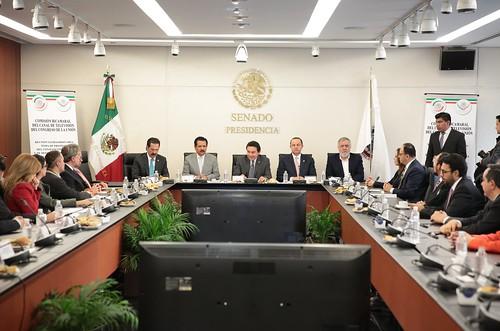 Comisión Bicamaral del Canal del Congreso 10/feb/16