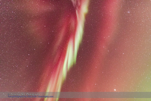 Red Aurora Overhead #1 (Feb 12, 2016)