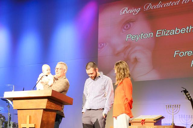 Peyton's Dedication