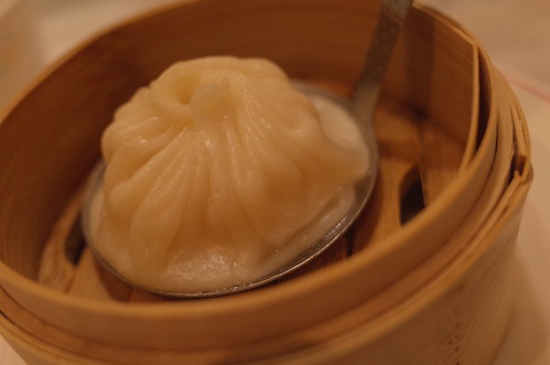 Steamed pork dumpling
