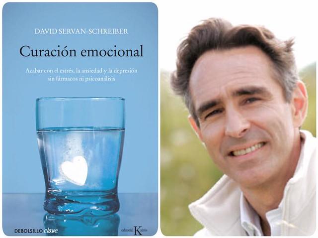 """""""Curación Emocional"""" de David Servan-Schreiber"""