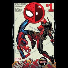 Spider-Man/Deadpool #1 capsule review today at www.LongboxGraveyard.com. #comics #SpiderMan #Deadpool