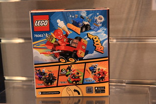 LEGO Mighty Micros 76063 The Flash vs. Captain Cold 2