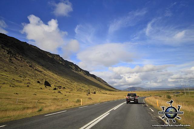 Carretera 1 (Ring Road) - ISLANDIA