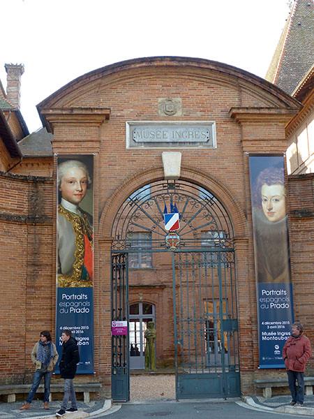 au musée Ingres
