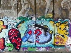 GOC Walthamstow to Stratford 135: Street art