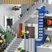 Room between the IronBuilders by Legopard