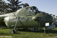 6 - 06175 - Polish Navy - Mil Mi-4ME Hound - Polish Aviation Musuem - Krakow, Poland - 151010 - Steven Gray - IMG_0525