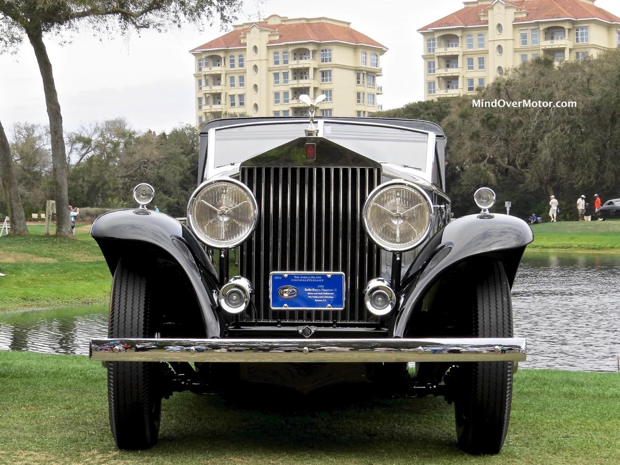 1930 Rolls-Royce Phantom II Front