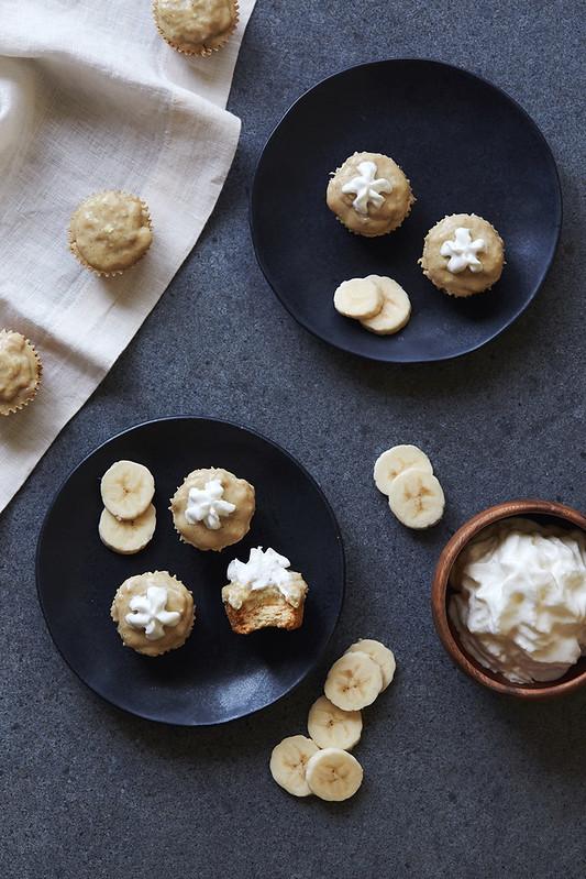 Grain-free Banana Cream Pie Bites