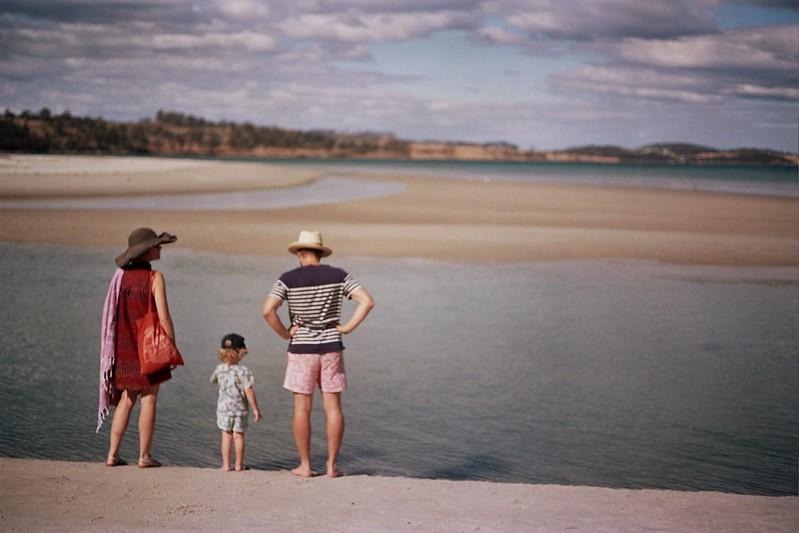 Late afternoon walk in Orford, Tasmania // Schorlemädchen
