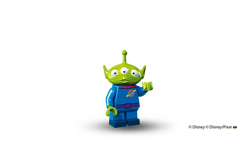 LEGO Collectible Minifigures 71012 - Disney - Toy Story Alien