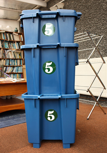 Cartgylchu / recycling cart