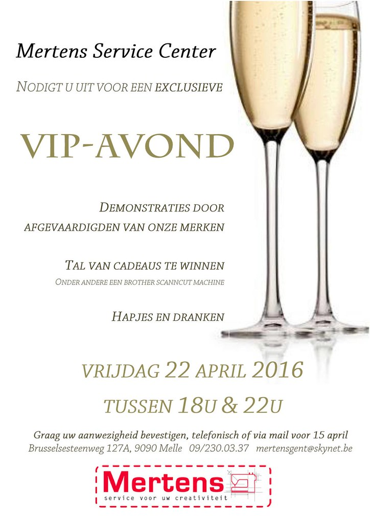 VIP avond @ MSC