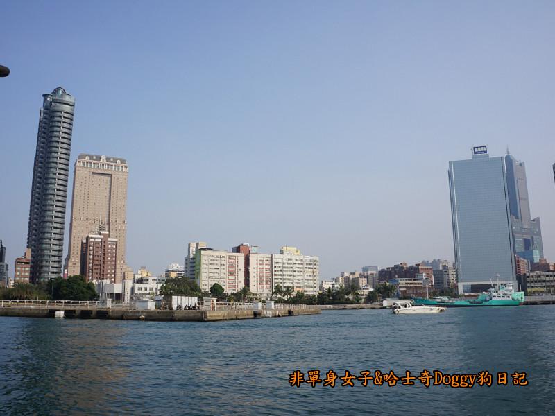 高雄港遊愛河30