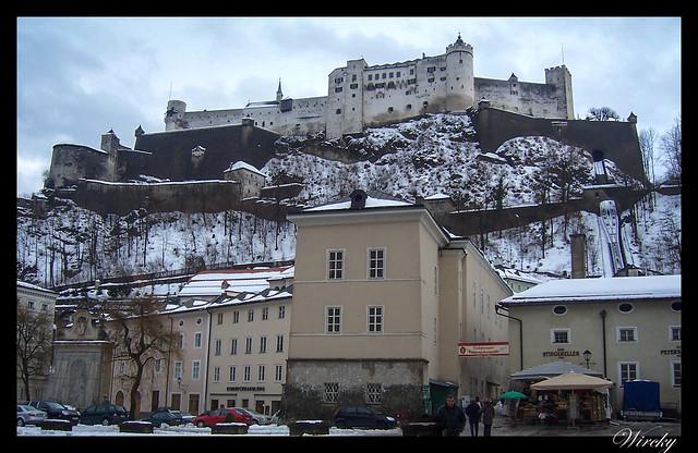 9 lugares Austria Patrimonio Humanidad - Salzburgo