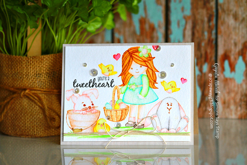 You're a tweetheart card#2